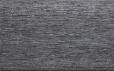 lame composite gris ardoise lisse