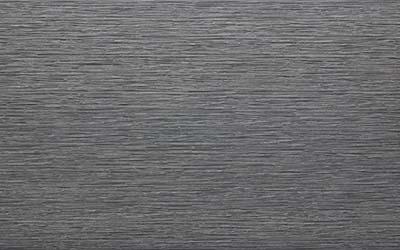 lame de terrasse gris cendré lisse